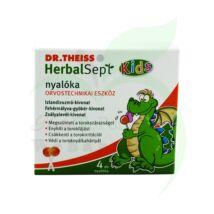 DR.THEISS HERBALSEPT NYALÓKA 4 DB