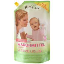 ALMAWIN Folyékony mosószer koncentrátum - 23 mosásra levendulailattal