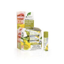 Dr. Organic Ajakbalzsam bio olívaolajjal