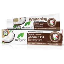Dr. Organic Fogkrém bio kókuszolajjal