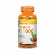 Vitaking c-1000mg tabletta 100 db