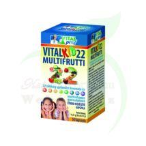 VITALKID22 MULTIFRUTTI 22