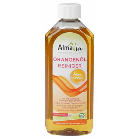 ALMAWIN Öko narancsolaj tisztítószer koncentrátum 500ml-es