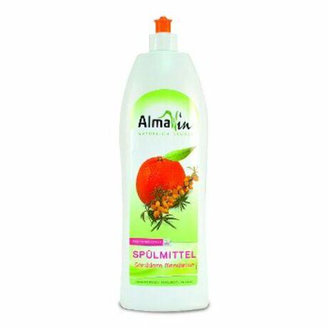 ALMAWIN Öko kézi mosogatószer koncentrátum  Homoktövissel és Mandarinnal 1l-es