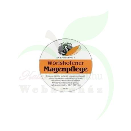 W.MAGENPFLEGE TABLETTA