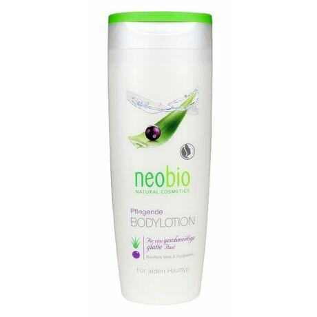 NEOBIO Testápoló – BIO Aloe verával és BIO Açai bogyóval