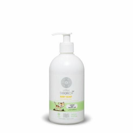 Natura Siberica Little Siberica Baba kézmosó szappan mindennapos használatra