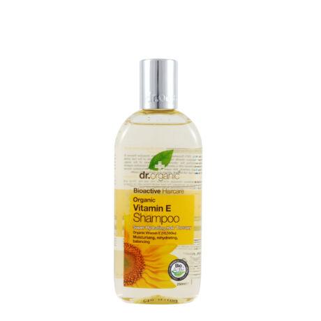 Dr. Organic Hidratáló sampon természetes E-vitaminnal