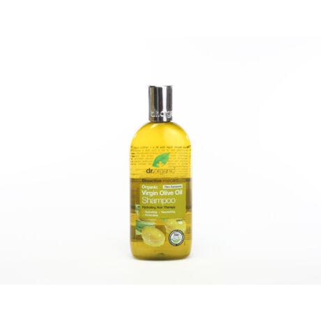 Dr. Organic Sampon bio olívaolajjal