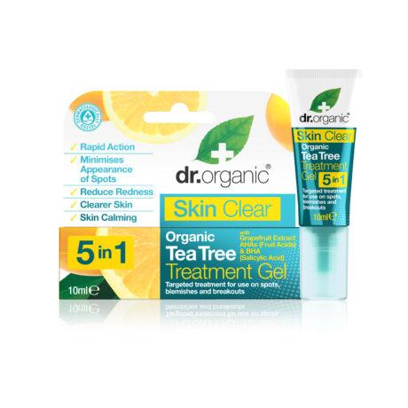 Dr. Organic Skin Clear Pattanáskezelő gél 5 az 1-ben