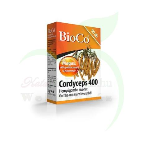BIOCO CORDYCEPS 400 TABLETTA