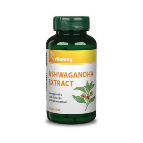 Vitaking ashwaganda extract kapszula 60 db