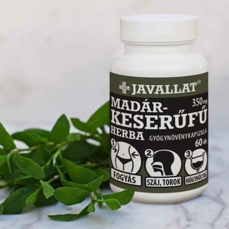 Javallat Madárkeserűfű herba