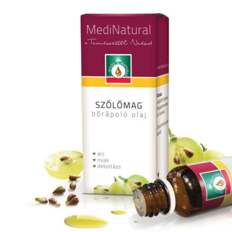 Medinatural szőlőmag bőrápoló olaj 20 ml