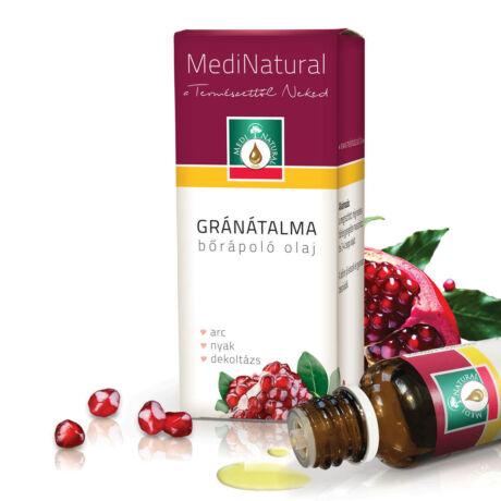 Medinatural gránátalma bőrápoló olaj 20 ml