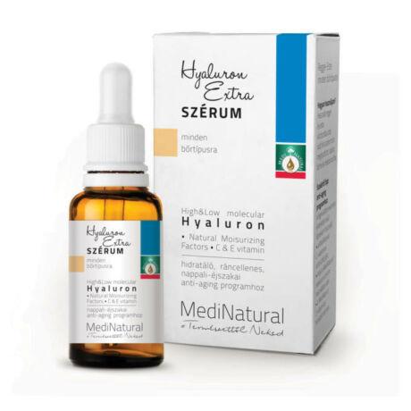 Medinatural hyaluron extra szérum 30 ml