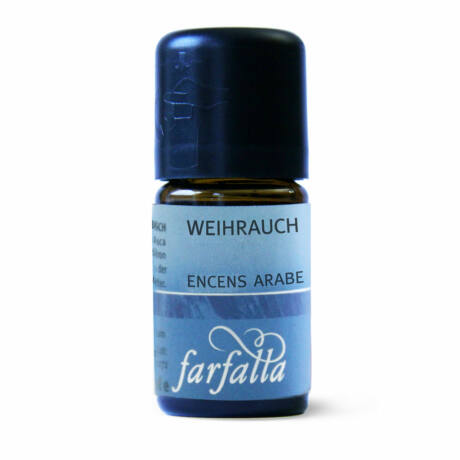 FARFALLA Weihrauch Arabien Olibanum, wkbA, 5ml
