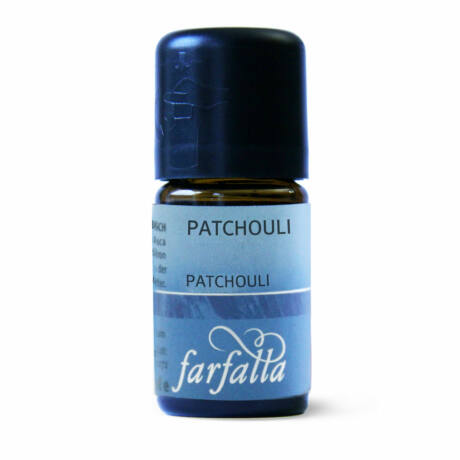 FARFALLA Patchouli, kbA, 5 ml